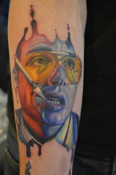 Las Vegas Parano Tattoo Las Vegas Parano T.gilliam